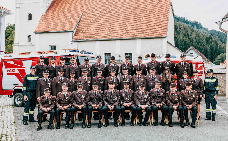 Mannschaft FF St. Peter ob Judenburg