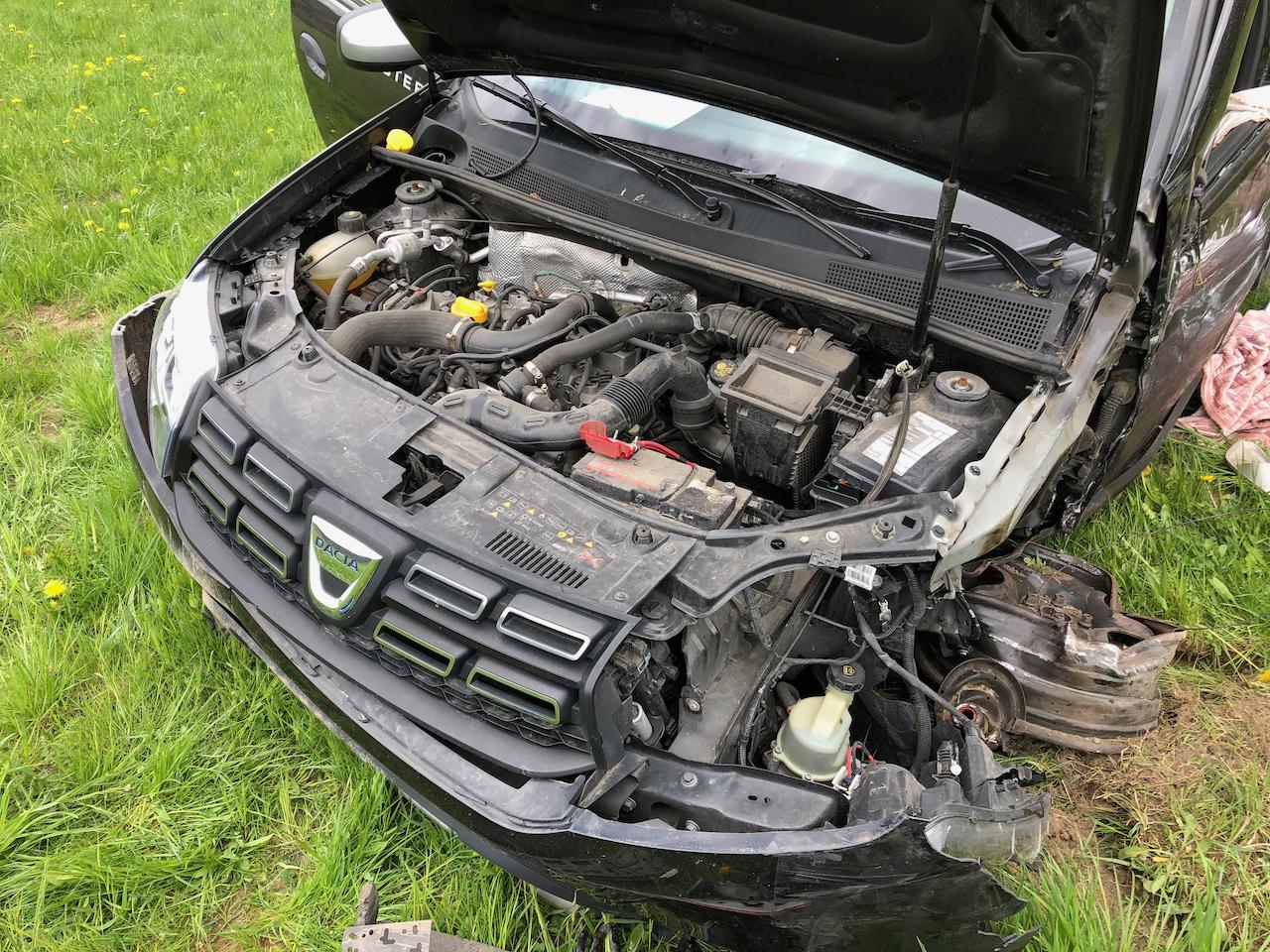 Verkehrsunfall B317