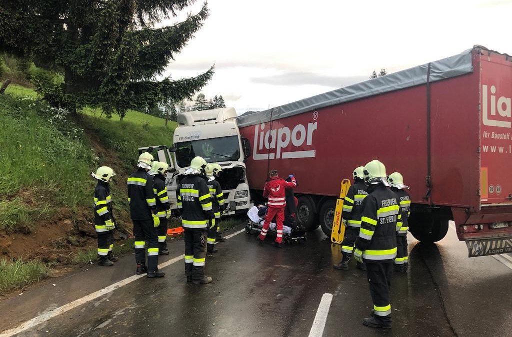 Verkehrsunfall Pichl